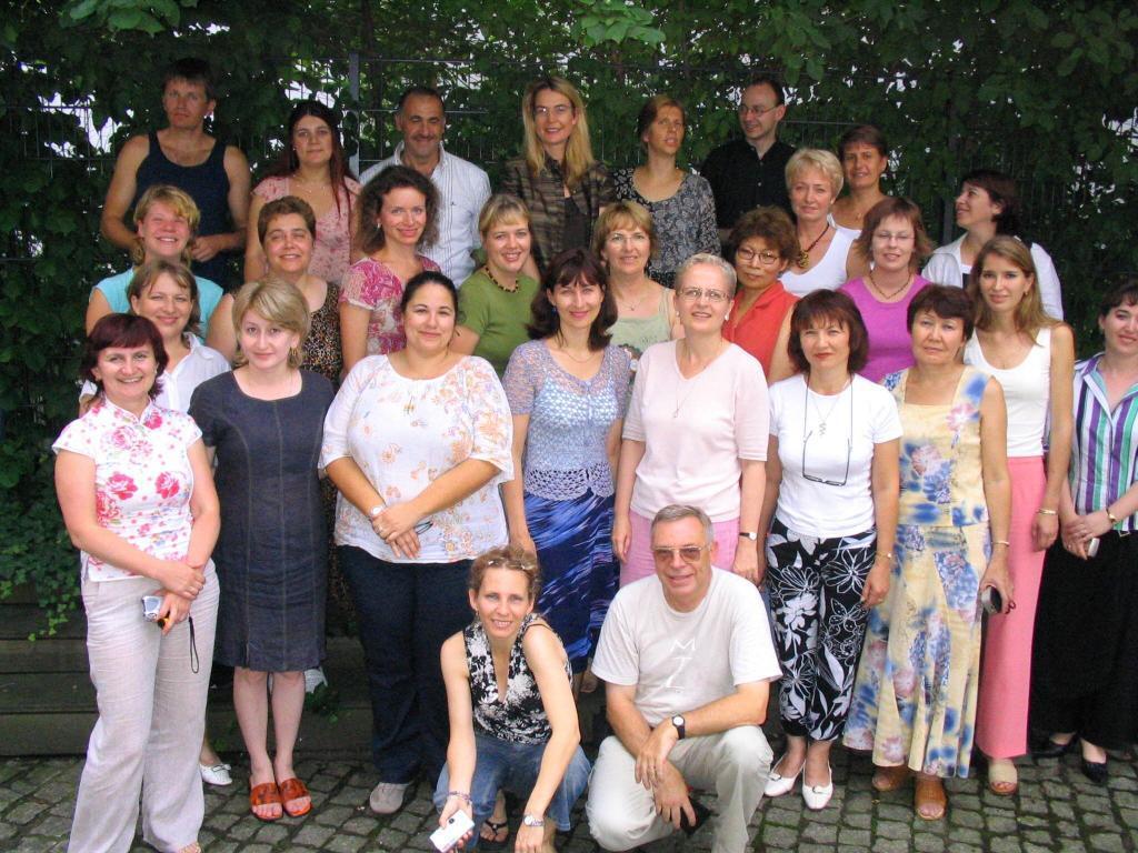 Ginkgo Consulting interkulturelles Training