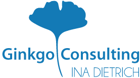 Logo Ginkgo Consulting Ina Dietrich
